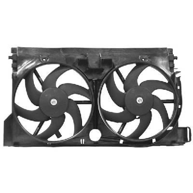 Ventilateur Electrique de radiateur Peugeot 406