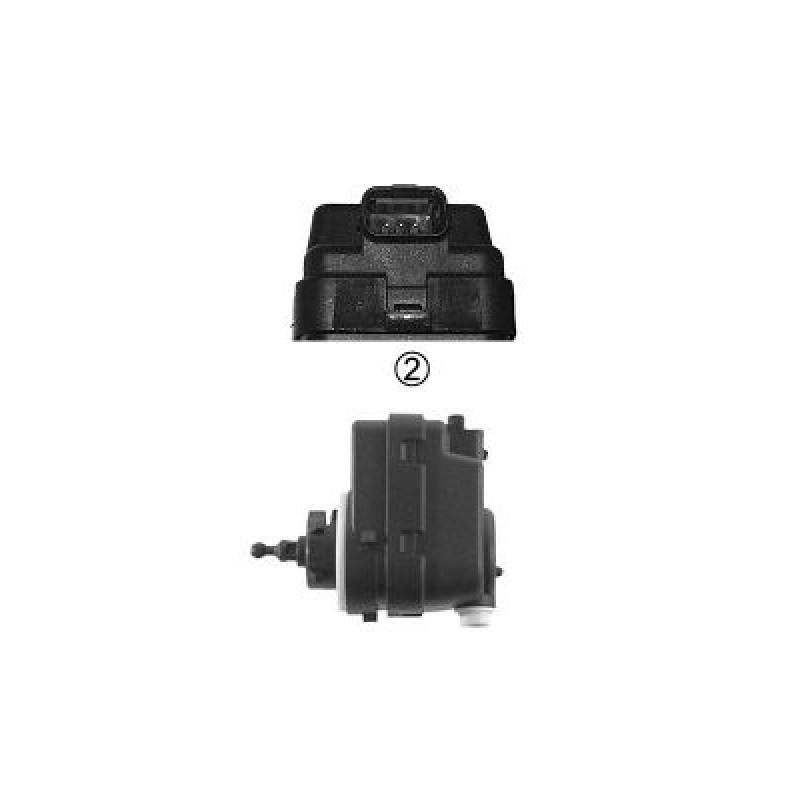 Correcteur électrique Phare Citroen Saxo ( Valeo )