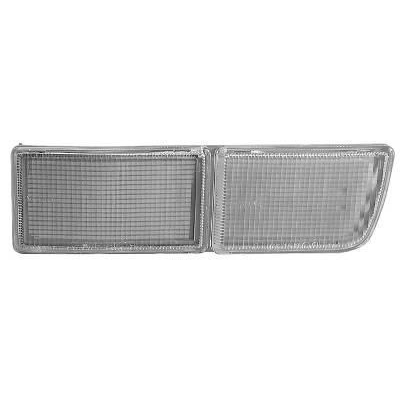 Cache crochet / reflecteur avant droit Volkswagen Golf 3 91-98
