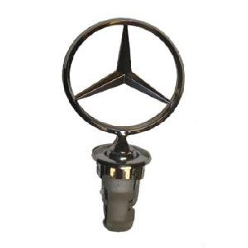 Insigne étoile Mercedes W123, W124, W126, 190 W201
