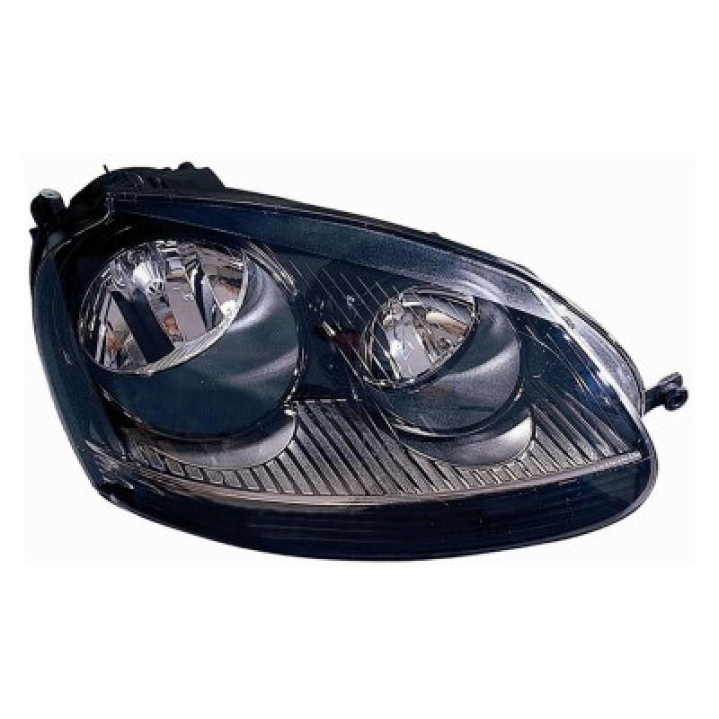 Phare avant Droit Volkswagen Golf V GTI ( Noir )
