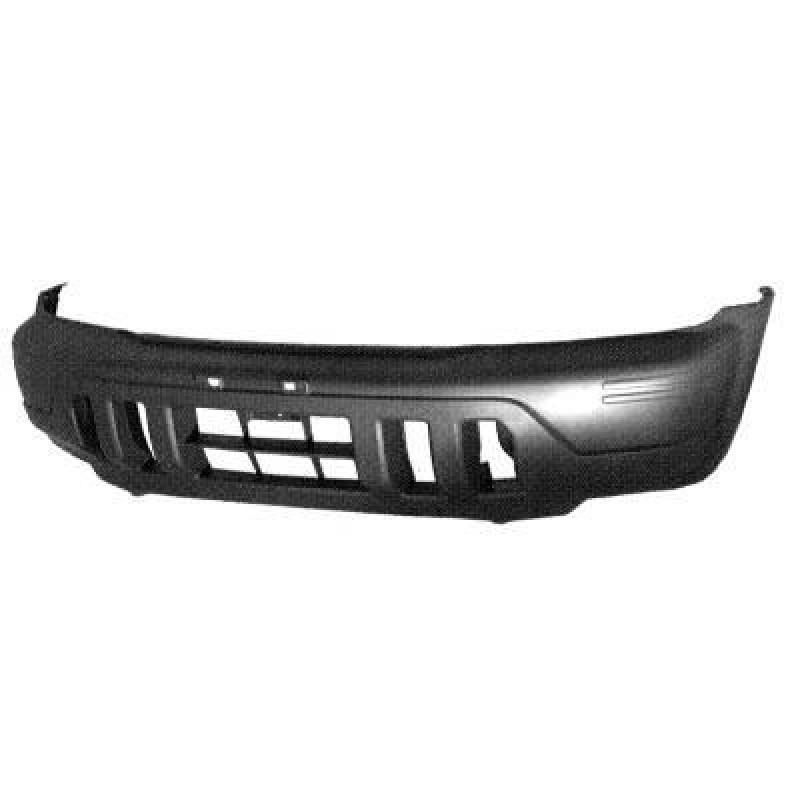 Bouclier arrière Honda CRV 1996-1998 (pièce de carrosserie en plastique de couleur gris)