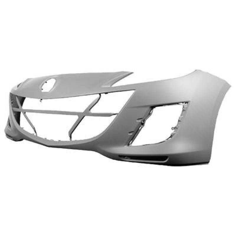 Mazda 2013-2016 3 Pare-chocs Avant Brouillard Calandre Avec Feu Brouillard Trou /& Moulage Trou N//S