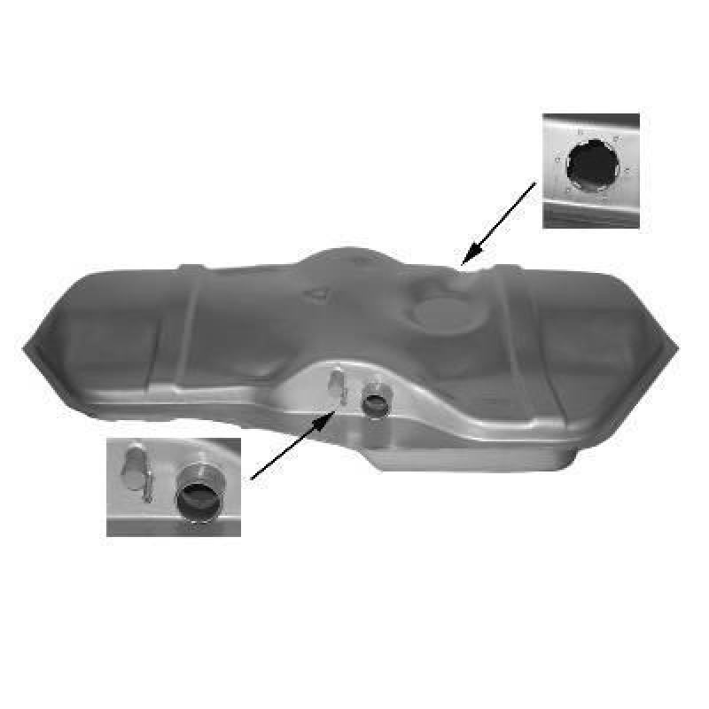 Reservoir Diesel Opel Kadett E