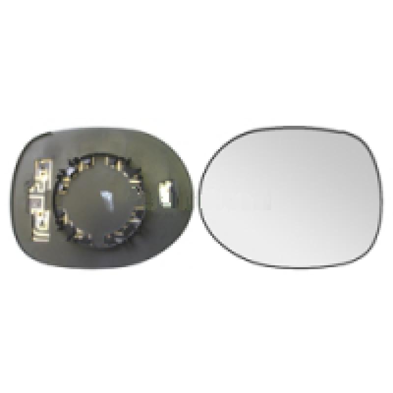 miroir chauffant retro gauche honda civic 2006 2012 carrosserie miroir de r troviseur. Black Bedroom Furniture Sets. Home Design Ideas