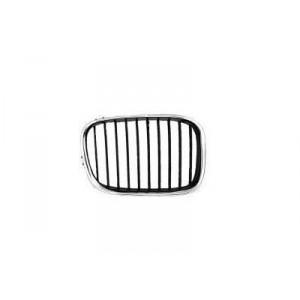 Grille calandre droite BMW Série 5 E39 Phase 2 (noir)