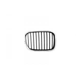 Grille calandre droite BMW Série 5 E39 phase 1 (Noir)