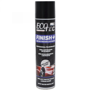 Finish Plus: Cire de finition lustrante ECOTEC