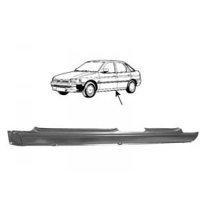 Bas de caisse Gauche Ford Escort 6 (4 Portes)