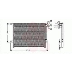 Condenser / Radiateur de Clim BMW X3
