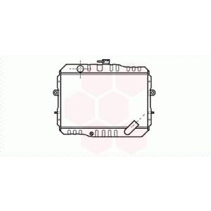 Radiateur Moteur Mitsubishi L200 ( 1.6 )