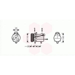 Compresseur de Climatisation Suzuki Vitara (1.6 essence )  1994 à 1997
