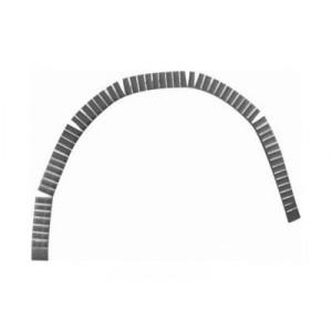 Passage de roue universel : 1250 x 50 (mm) (tôle universelle)