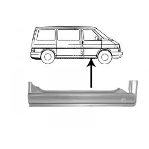 Bas de caisse avant droit Volkswagen Transporter T4 1990-2003