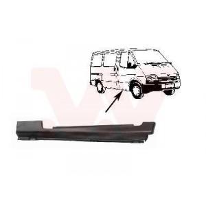 Bas de caisse latéral avant droit Ford Transit 1991-1994 (pièce de carrosserie en métal)