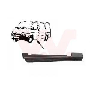 Bas de caisse latéral avant gauche Ford Transit 1994-2000 (pièce de carrosserie en métal)