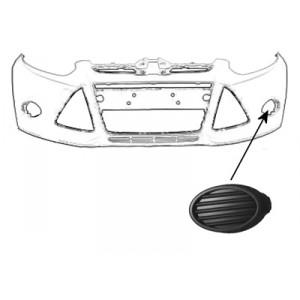 Grille cache antibrouillard gauche Ford Focus 2011-2014