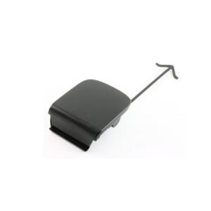Couvercle pour crochet de remorquage avant VW Golf 6 GTD / GTI 2009-2012 (pièce neuve d'origine Volkswagen à peindre)