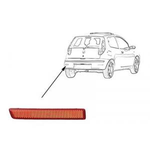Réflecteur arrière gauche Fiat Punto 2003-2012