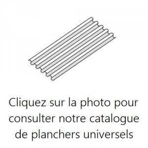 Catalogue de planchers universels pour réparer et restaurer le plancher d'une automobilela carrosserie automobile