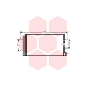 Condenseur / Radiateur de Clim Audi A6