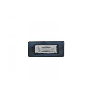 Eclaireur de plaque d'immatriculation arrière Audi TT 2006-2011 (phase 1 / verre de feu vendu à l'unité)