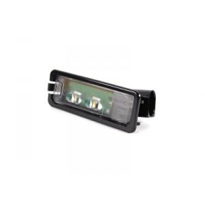 Eclaireur de plaque d'immatriculation Seat Leon 2012+ (LED)