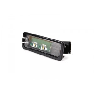 Eclaireur de plaque d'immatriculation VW Golf 6 2008-2013 (LED)