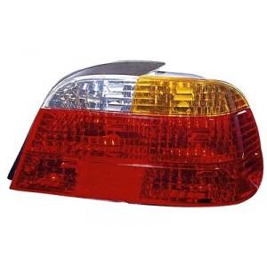 Feu arrière droit BMW Série 7 E38 1998-2001 (phase 2 / clignotant orange)
