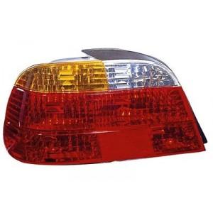Feu arrière gauche BMW Série 7 E38 1998-2001 (phase 2 / clignotant orange)
