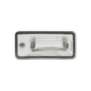 Eclairage plaque immatriculation gauche Audi A4 2012-2014