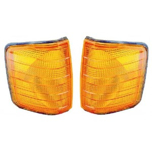 Clignotants (orange) avant Mercedes 190 W201