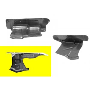 Protection Sous Moteur gauche Fiat Stilo (Diesel) 2001-2007