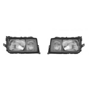 2 Phares avant Mercedes 190 W201 1983-1993