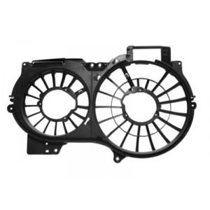 cadre / grille de Ventilateur Audi A6 (essence et 2.0 tdi) 2004 - 2008