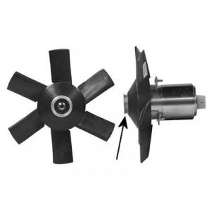 Ventilateur Electrique (250/150W) de radiateur Audi 90 1987 - 1991