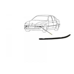 Moulure sous phare avant gauche BMW Série 5 E39