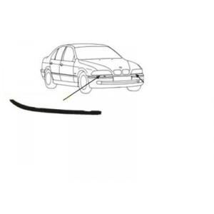 Moulure sous phare avant droite BMW Série 5 E39