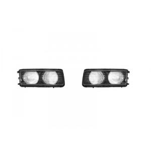 Verres de phare BMW Série 3 E36 (Type Bosch)