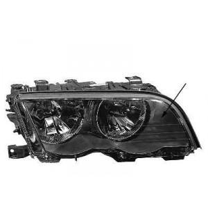 Phare double avant droit BMW Série 3 E46 (noir, Xenon) 1998 à 08/2001