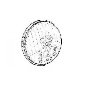 Phare avant Gauche Citroen 2 CV ( Cibie )