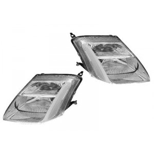 2 Phares avant Citroen C2 (marque Bosch)