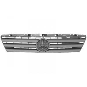 Grille calandre avant Mercedes W168 Classe A (noir) 1997 - 2001