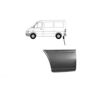 Tôle latérale arrière gauche Volkswagen LT