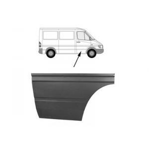 Panneau de porte droit Volkswagen LT