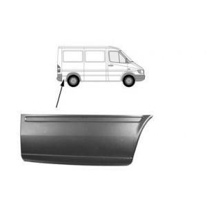 Tôle latérale arrière droite Volkswagen