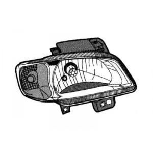 Phare avant Droit Seat Ibiza 1999-2002