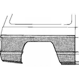 Arc d'Aile arrière droit Suzuki SJ410
