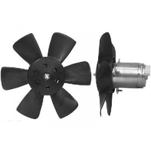 Ventilateur Electrique de radiateur Volkswagen Golf II
