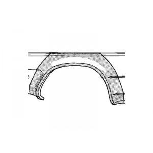 Arc d'aile arrière Droit Volkswagen Golf 3 (5 portes)